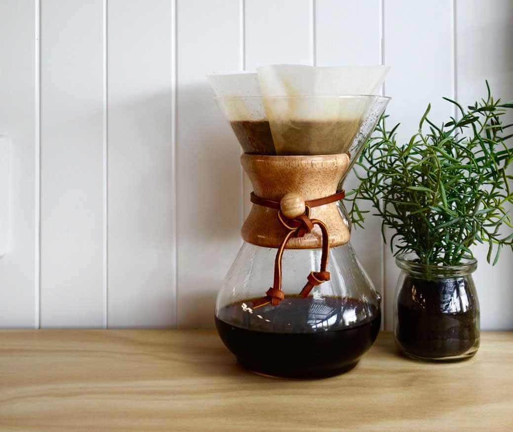 filtered coffee - V60 equipment