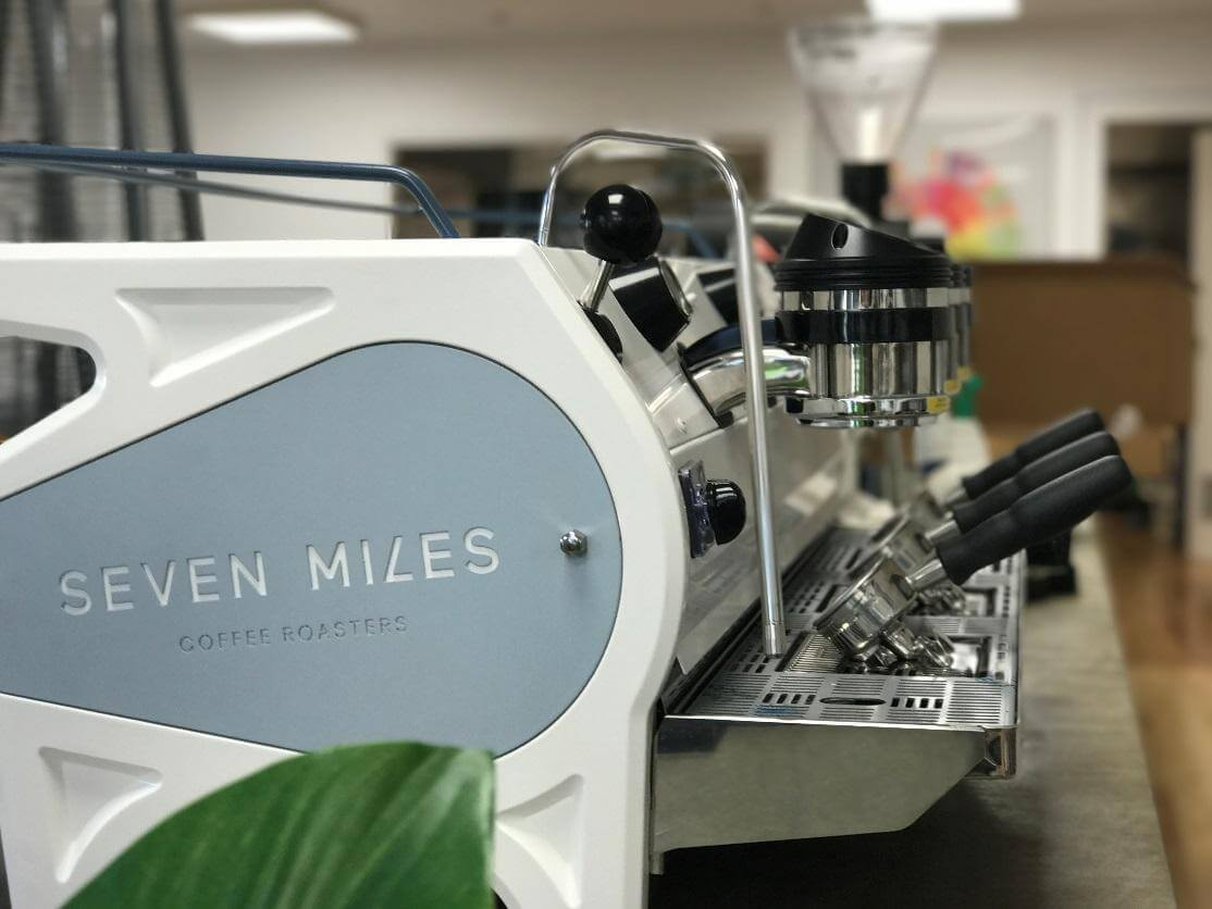 Seven Miles - Brew Ratios and The Strada ABR