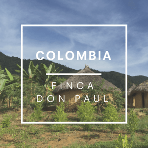 Colombia Finca Don Paul