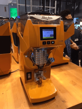 Is this the future? The latest espresso grinder tech from HOST Milan 2017 2