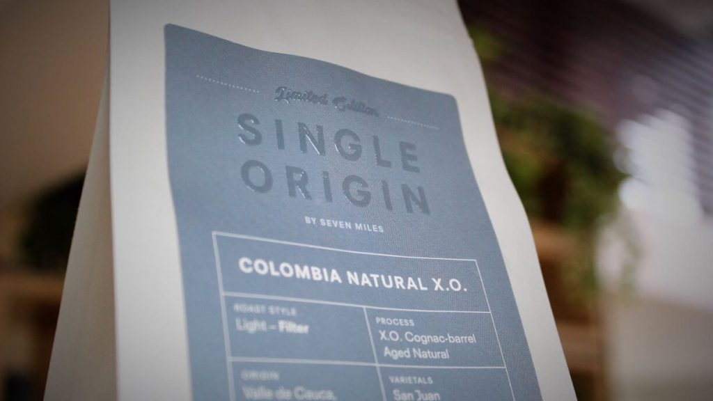 limited edition colombia natural