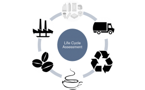 cafe sustainable Life cycle Assessment