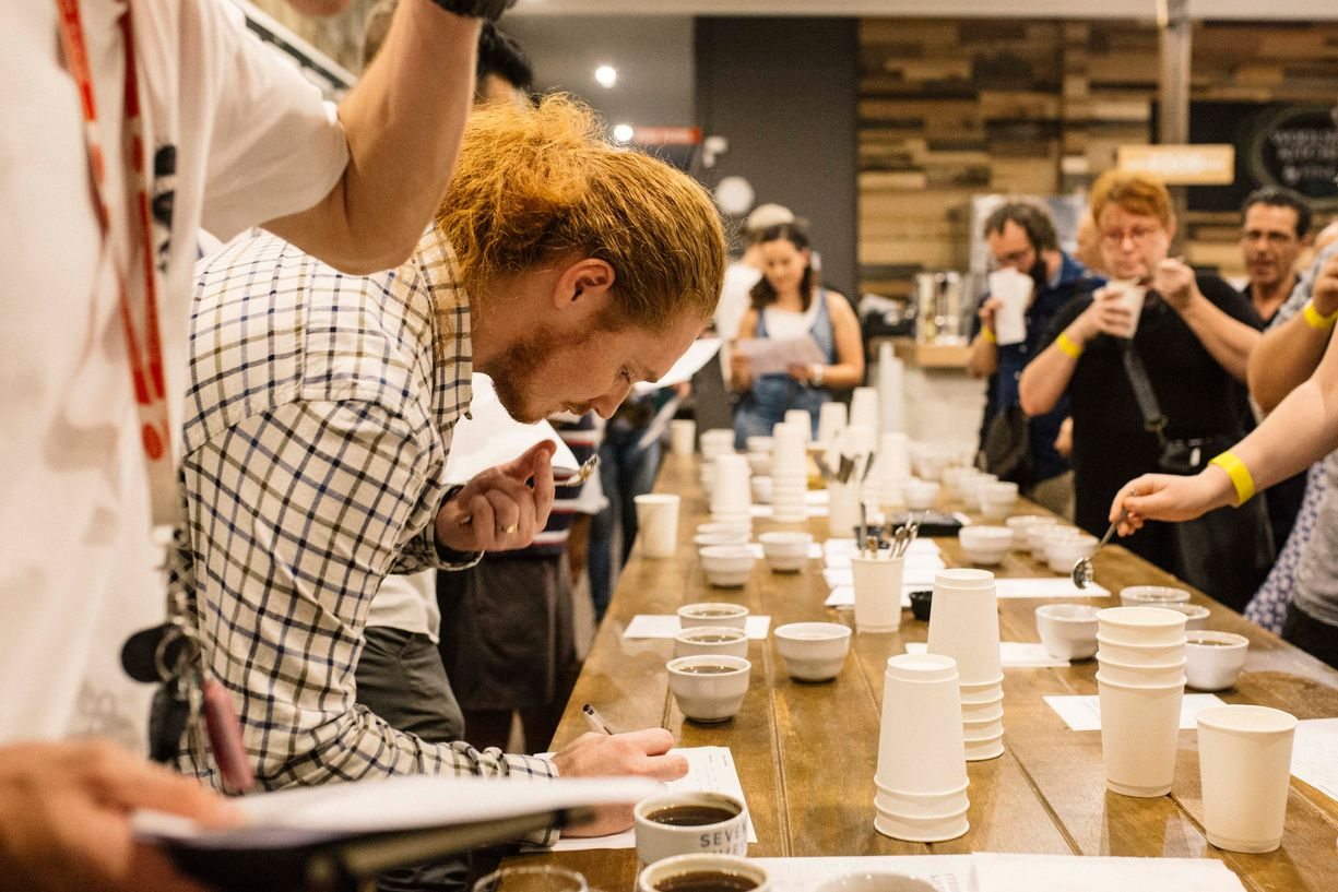 acids in coffee tasting
