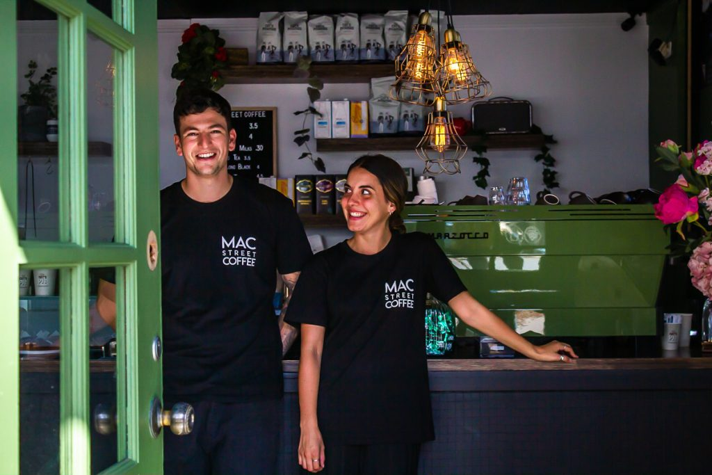 Cafe Profile: Mac Street Coffee 1