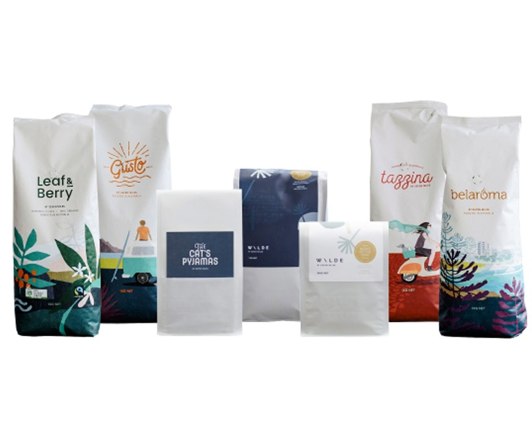 coffee bag recycling