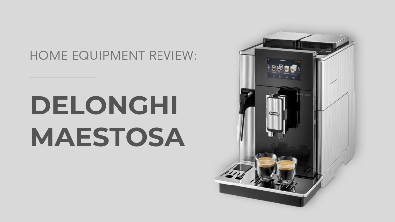 delonghi maestosa review