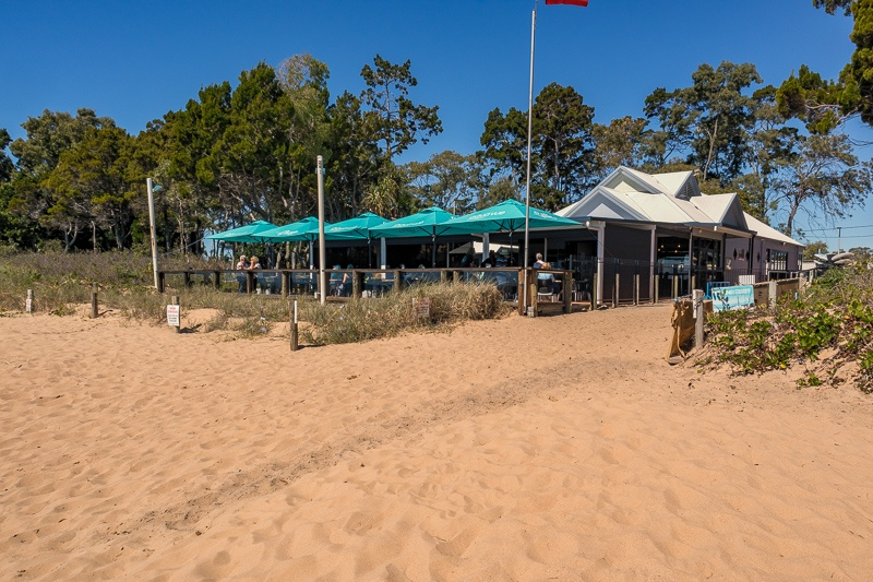 Aquavue cafe hervey bay