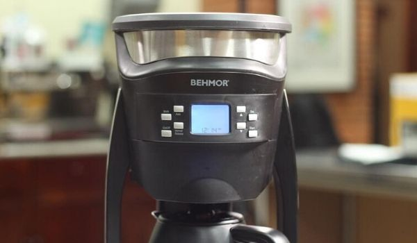 Behmor Brazen Filter Coffee Machine
