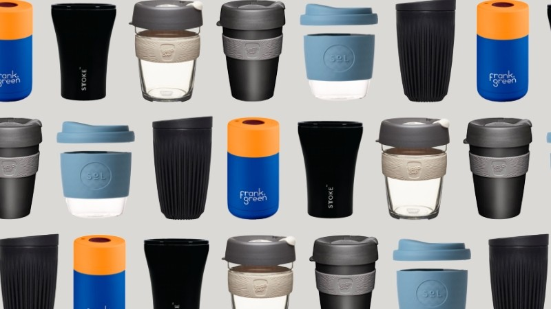 reusable coffee cup comparison