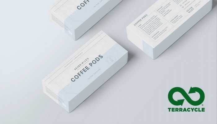 recyclable coffee pods