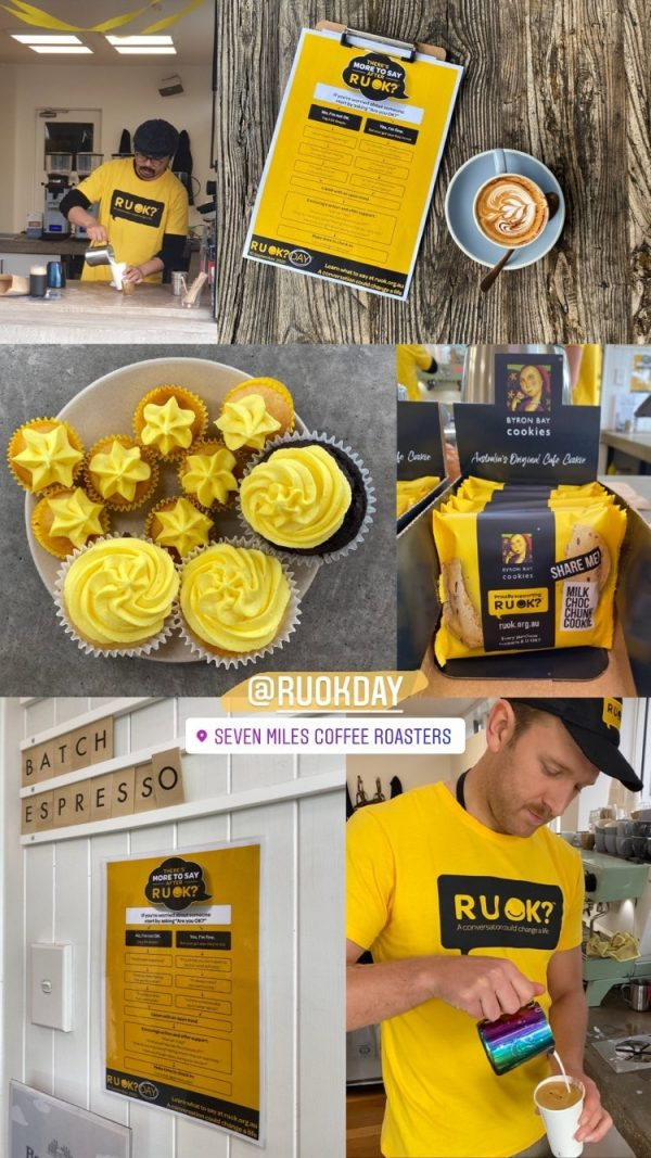 charity day promotion ruok