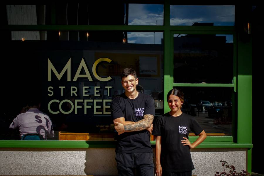 Cafe Profile: Mac Street Coffee 10